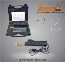 Plastik kaynak makinası sıçak tel zımba